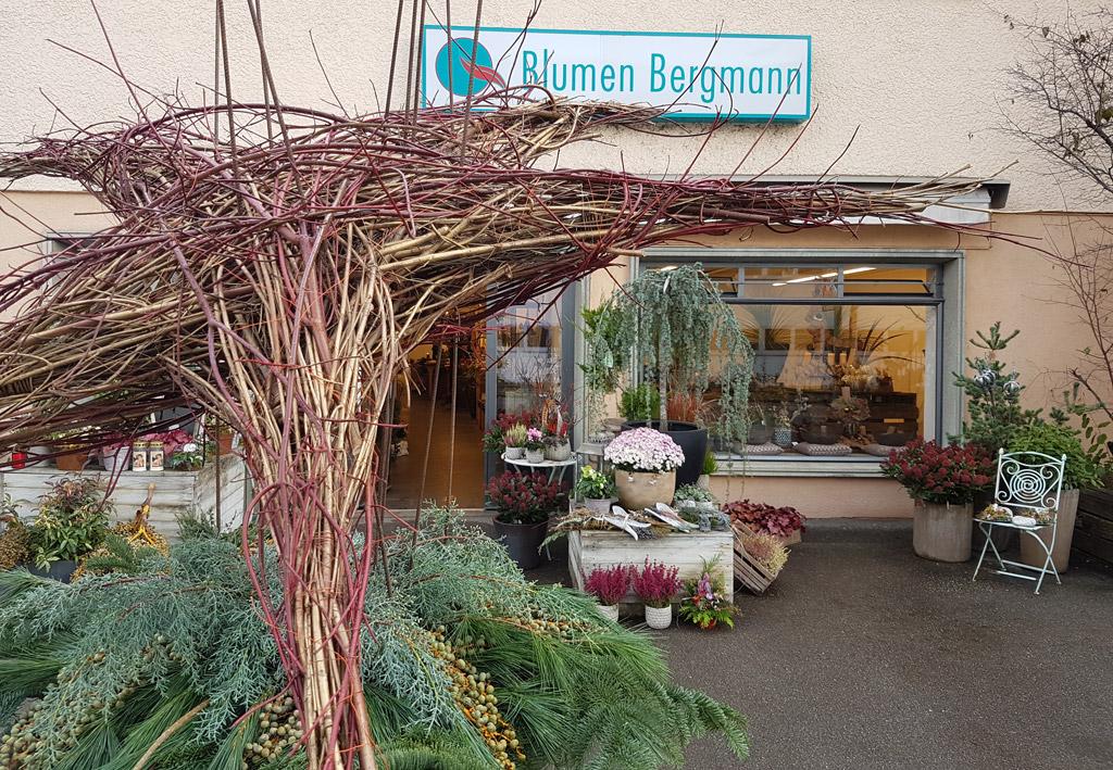 Standortbild Ittigen - Blumen Bergmann