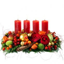 Stimmungsvoller Advent - Blumen Bergmann