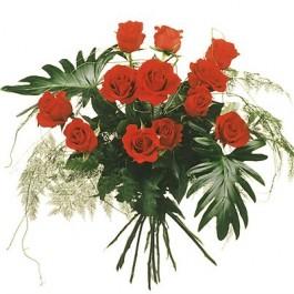 Strauss Rosen rot - Blumen Bermgann