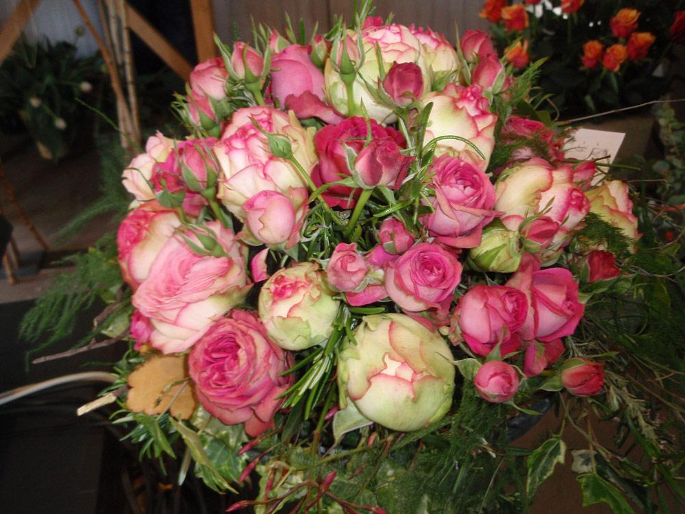 Blumenstrauss - Blumen Bergmann