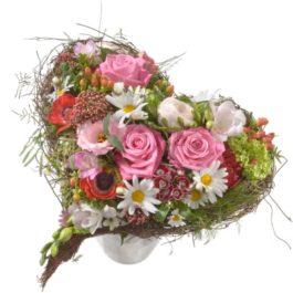 herzlichen Dank - Blumen Bergmann