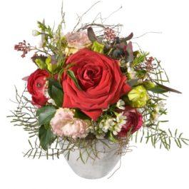 ich denk an dich - Valentinstag Geschenk - Blumen Bergmann