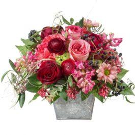 Poesie mit Rosen - Valentinstag Geschenk - Blumen Bergmann