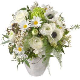 Romantischer Frühlingsstrauss - Blumen Bergmann
