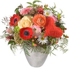 Valentinsstrauss - Blumen Bergmann