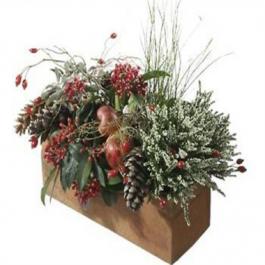 Winterkistchen - Blumen Bergmann